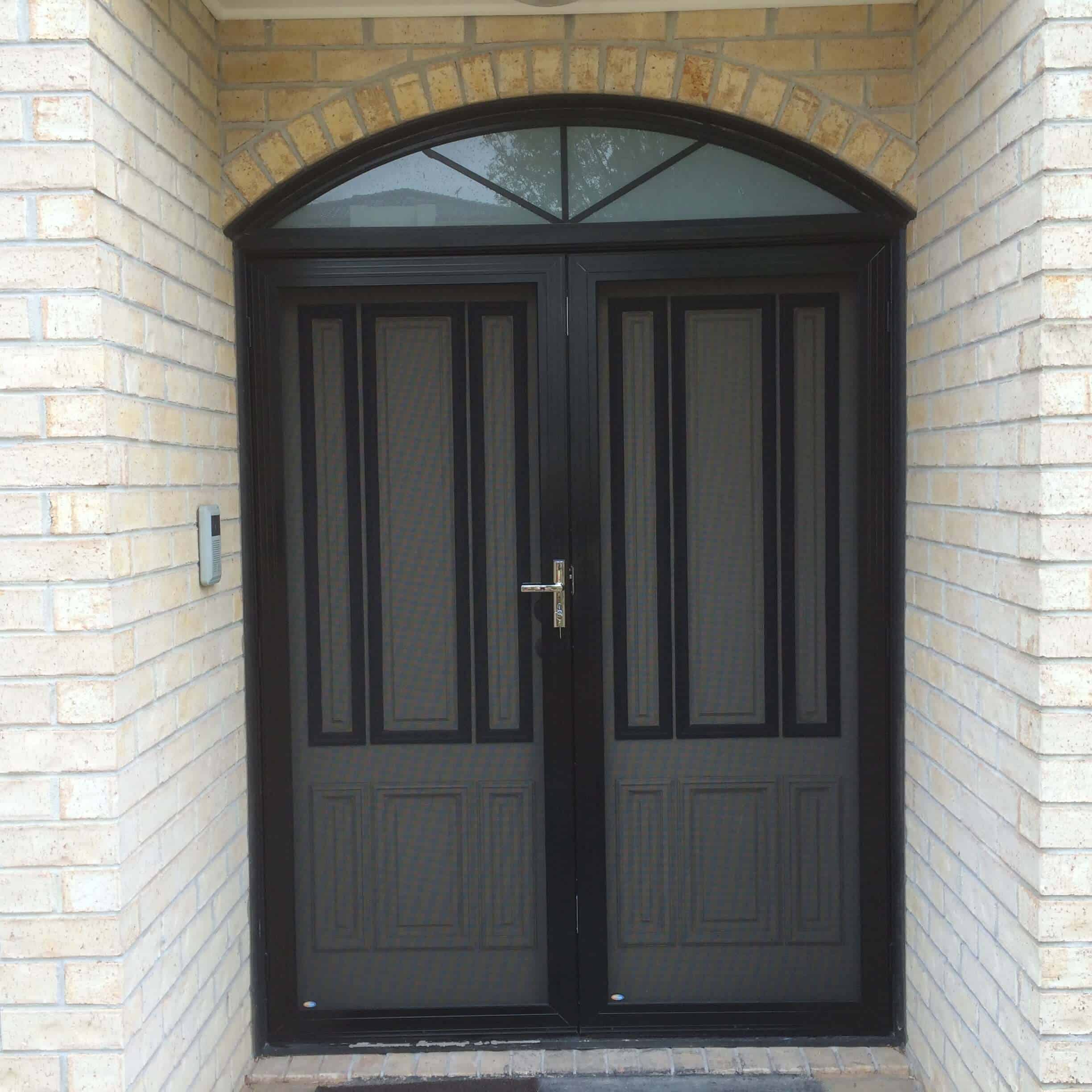 Crimsafe Regular Double Security Door