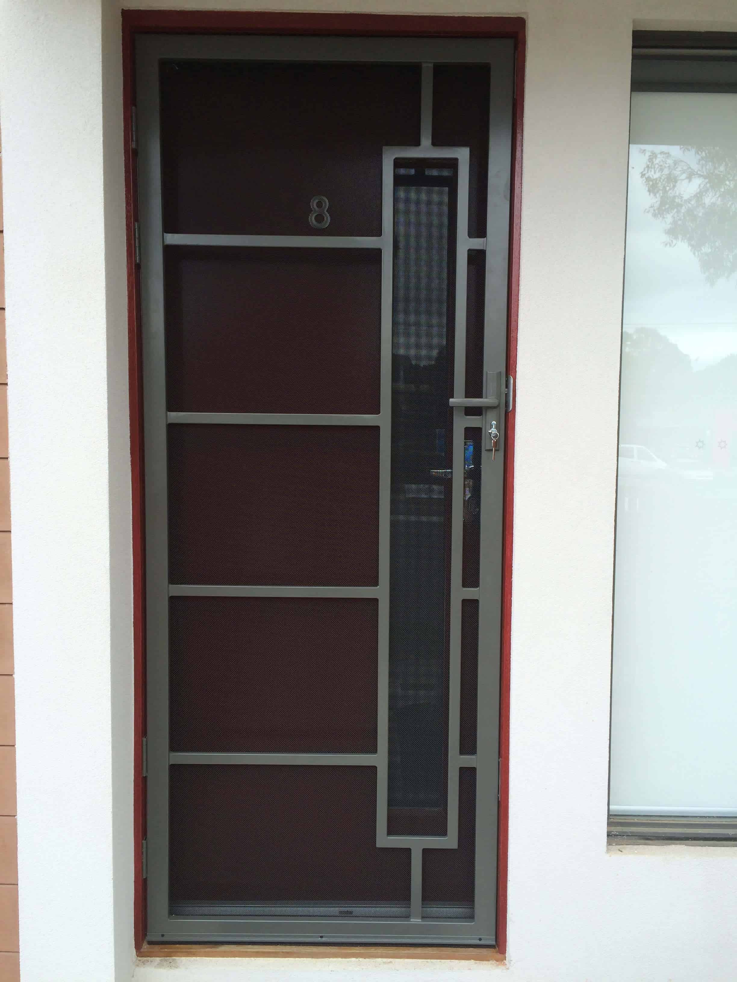 Brightside Security Door