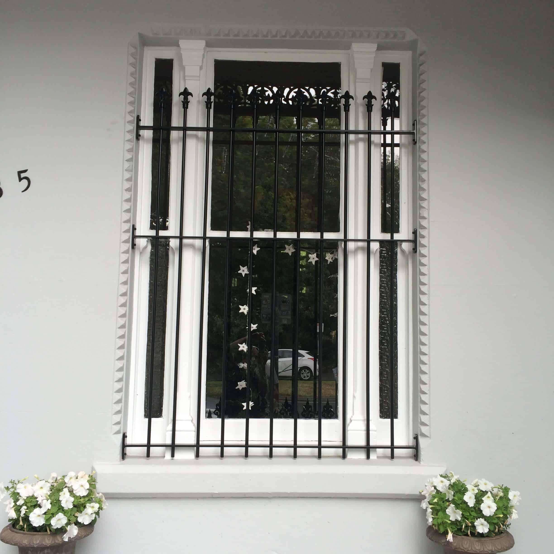 Window Grille 1 U2013 Speartip Style