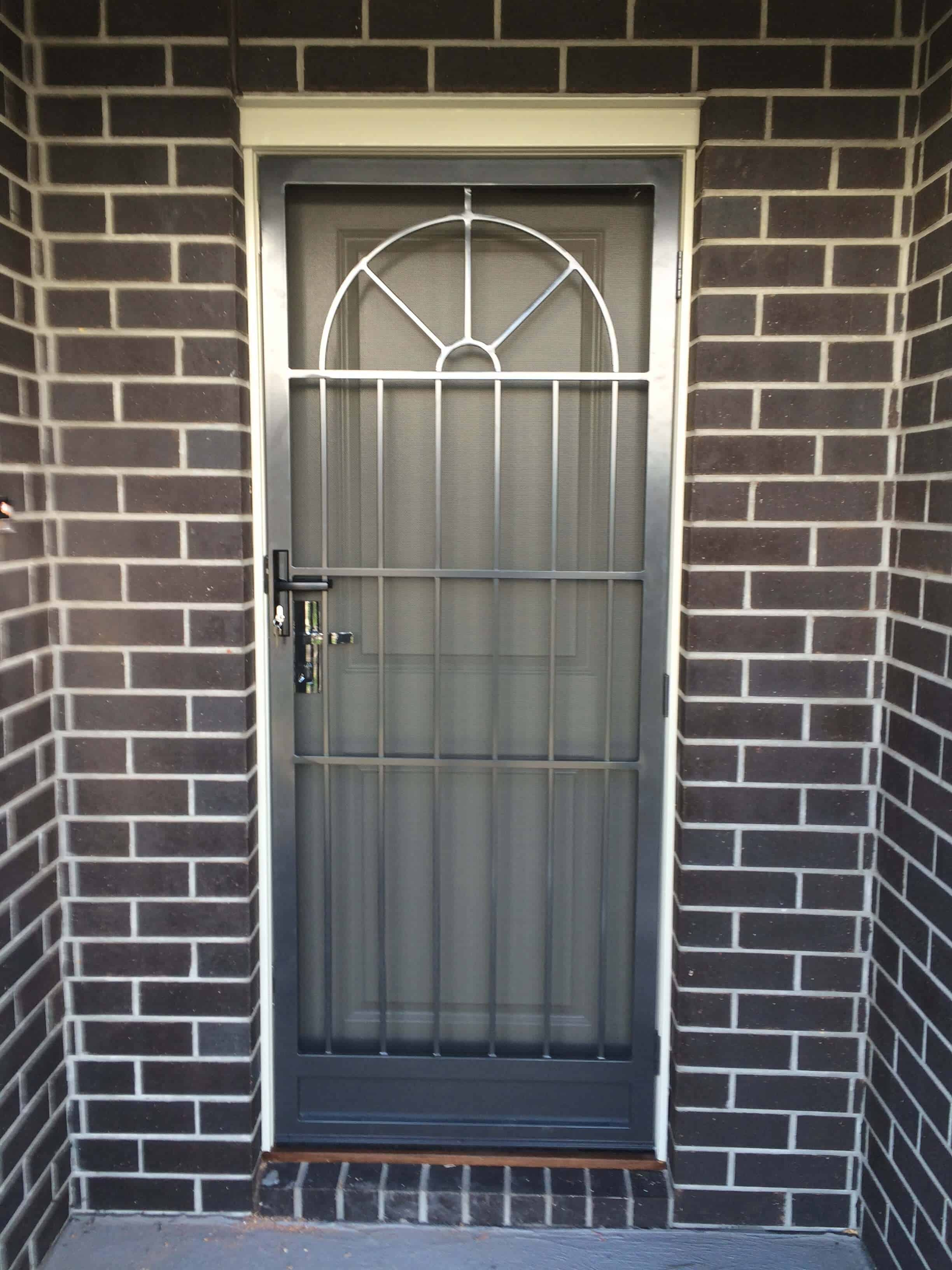 Model 29 Classic Style Security Door
