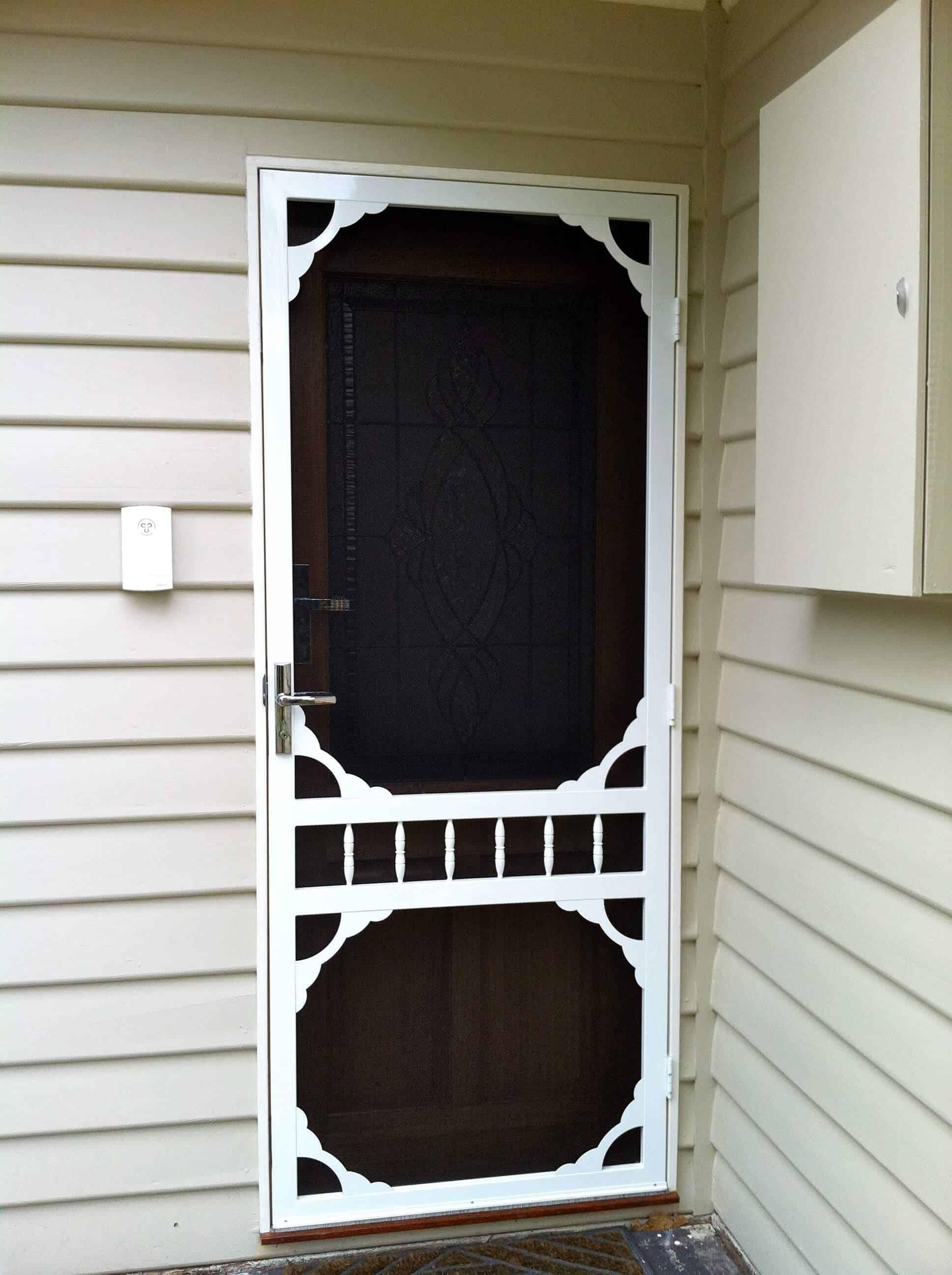 Carlton Period Style Security Door